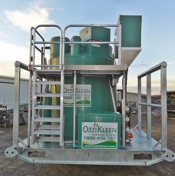 Household Sewerage Treatment Plant