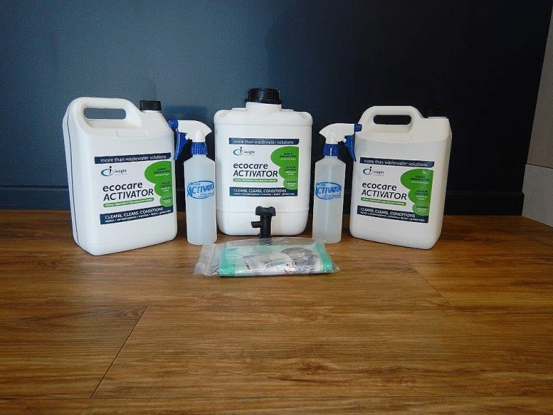 activator for Household Sewerage Treatment Plant